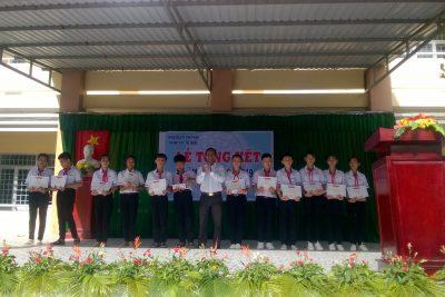 Hình ảnh Tổng kết năm học 2018-2019 Trường THCS Thị Trấn
