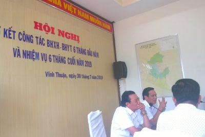 Cách tính đóng Bảo hiểm Y tế học sinh năm học 2019-2020 trên địa bàn huyện Vĩnh Thuận