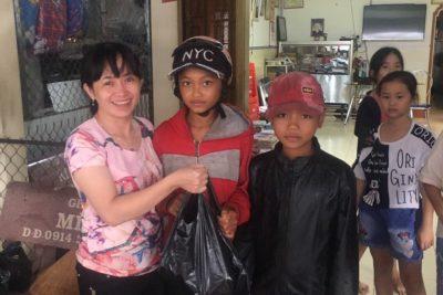 """Mô hình hay từ """"Shop 0 đồng"""" của cô Lê Thị Anh Đào, giáo viên trường THCS Thị Trấn"""
