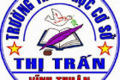 Trường THCS Thị Trấn quyết tâm giữ vững hạng I trong thi đua khối.
